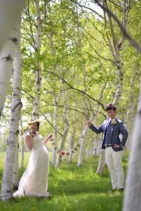 北海道外景婚紗拍攝11 by M&M Company