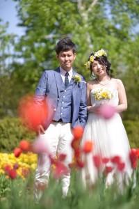 北海道外景VIVI花圃婚紗拍攝10 by M&M Company