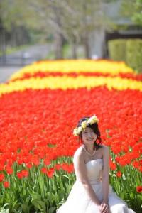 北海道外景VIVI花圃婚紗拍攝9 by M&M Company