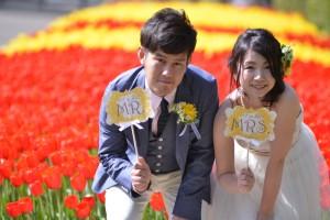 北海道札幌市戶外野餐婚紗照拍攝34 by M&M Company