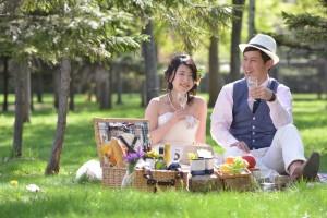 北海道札幌市戶外野餐婚紗照拍攝33 by M&M Company