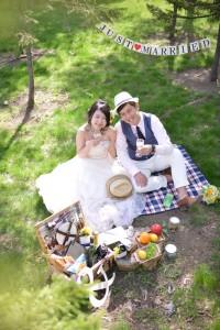 北海道外景野餐婚紗拍攝6 by M&M Company