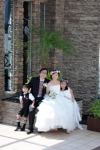 Chapel Diamond Ocean 門外的婚照拍攝