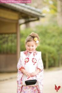 京都小女孩