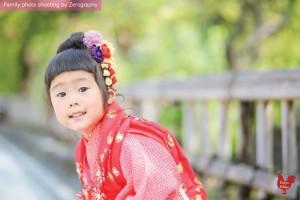 京都七五三祇園拍攝家庭記念近照