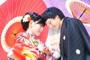 京都和服婚照,Ignatius Yoannes Baptista , Gemita Ria The