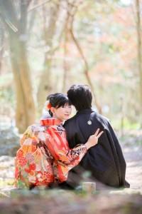 京都和服婚照,Ignatius Yoannes Baptista , Gemita Ria The,