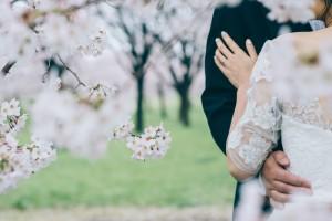 東京都櫻花婚照拍攝