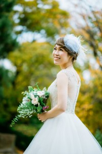 東京都秋季婚照拍攝