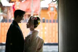 春季的婚紗拍攝