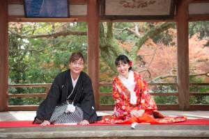 日本伝統的神社