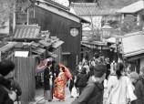 京都東山白川婚紗拍攝