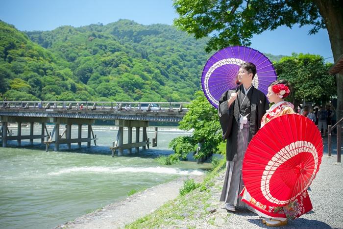 京都嵐山婚紗